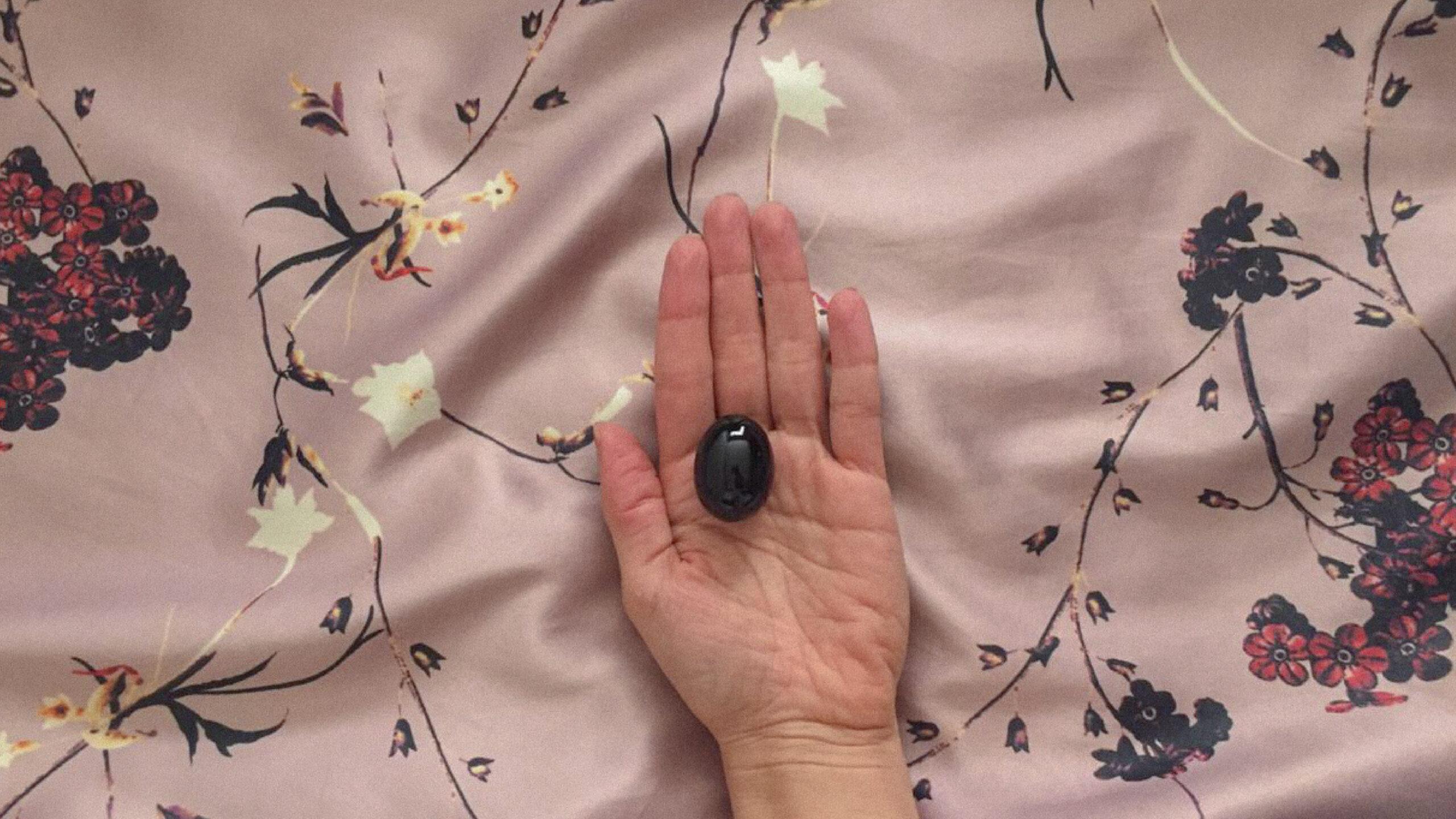 La piedra volcánica que me ayudó a sanar en cuarentena