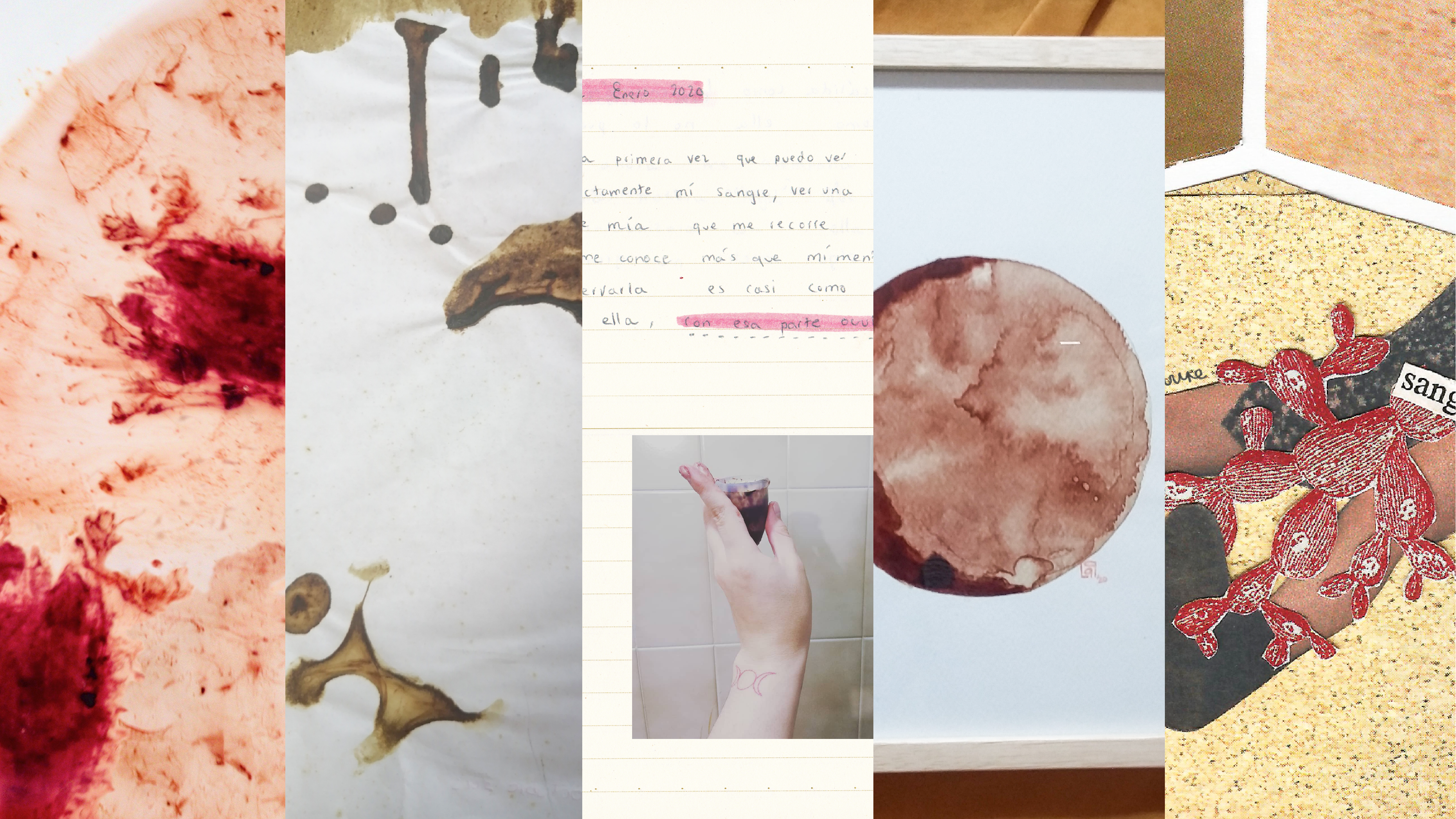 Cinco artistas latinoamericanas que desafían al patriarcado con su sangre menstrual