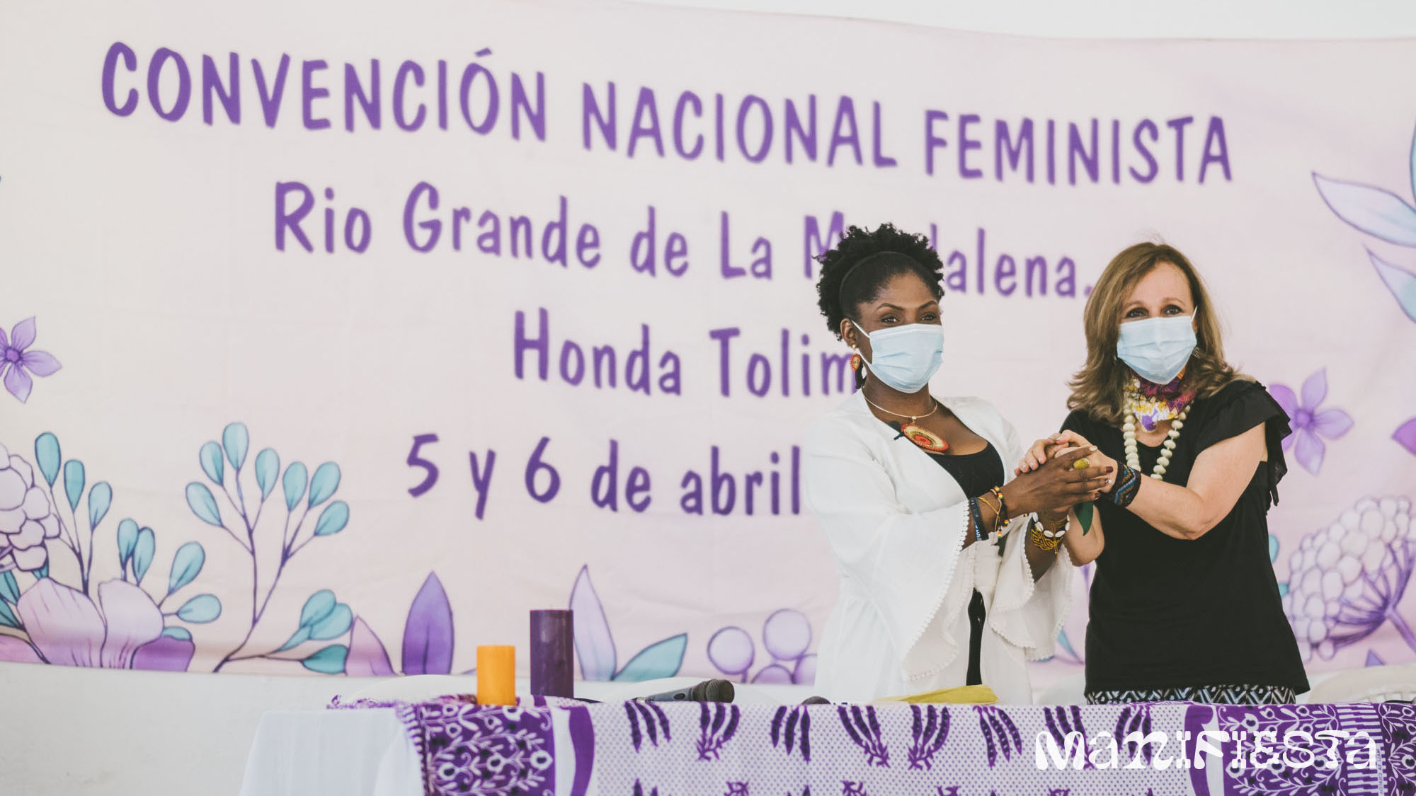 Listas para transformar: así vivimos la Convención Nacional Feminista