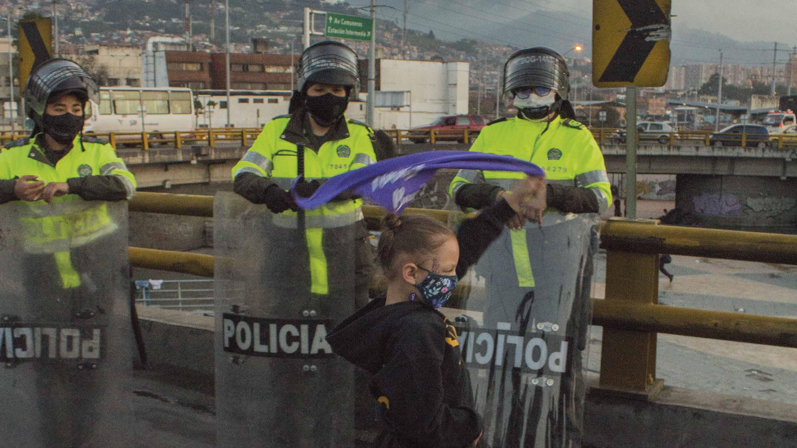 La reforma policial, una exigencia histórica de los feminismos
