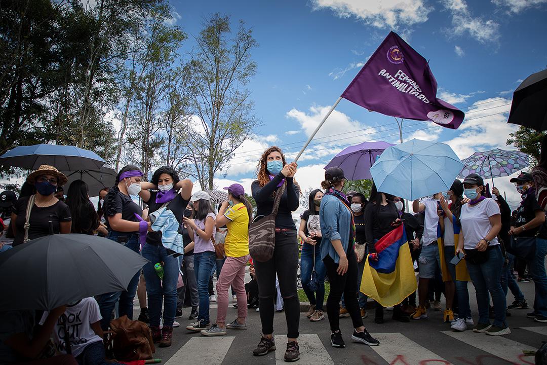 Antes de Alison, feministas advirtieron sobre violencia sexual en Popayán
