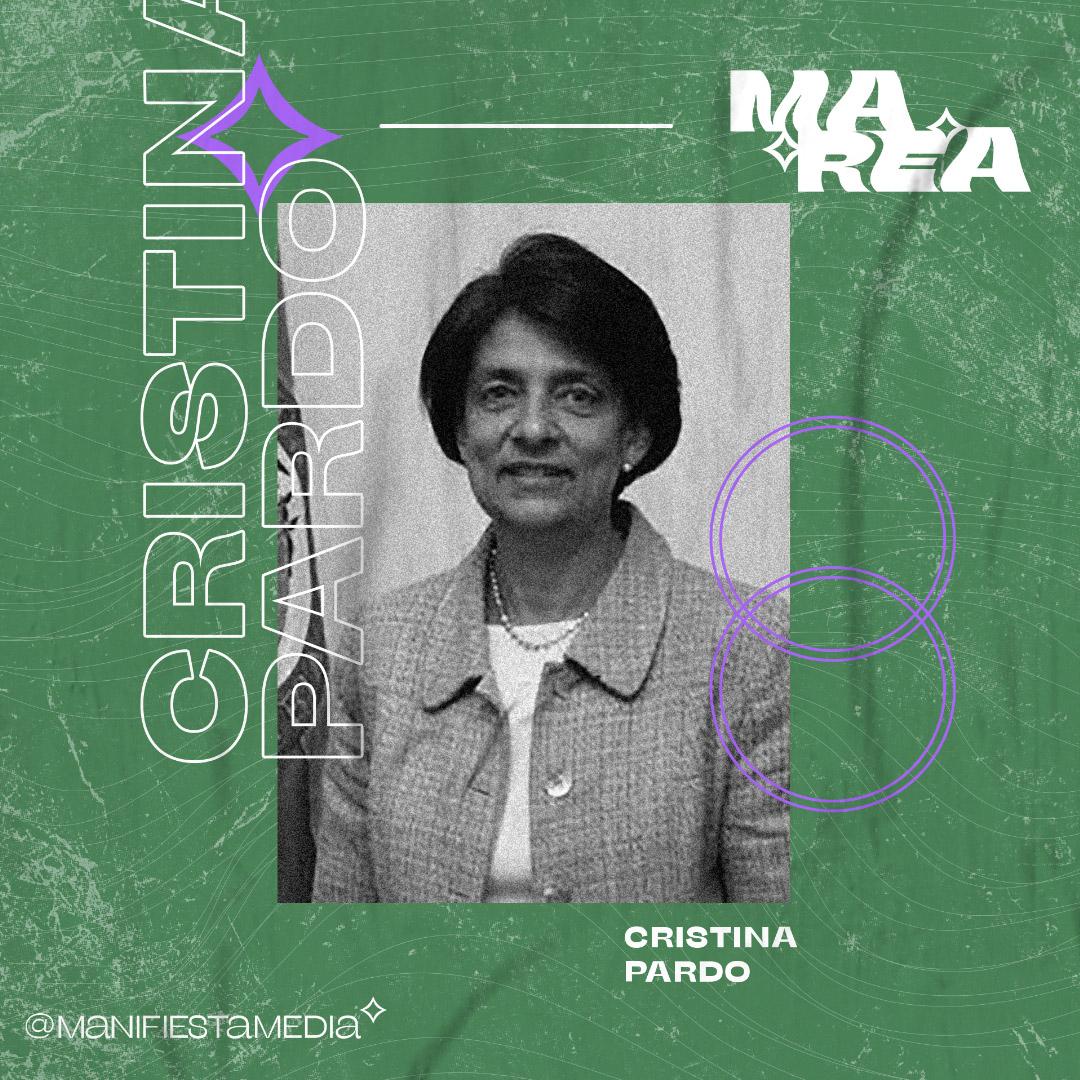 Magistrada Cristina Pardo Schlesinger