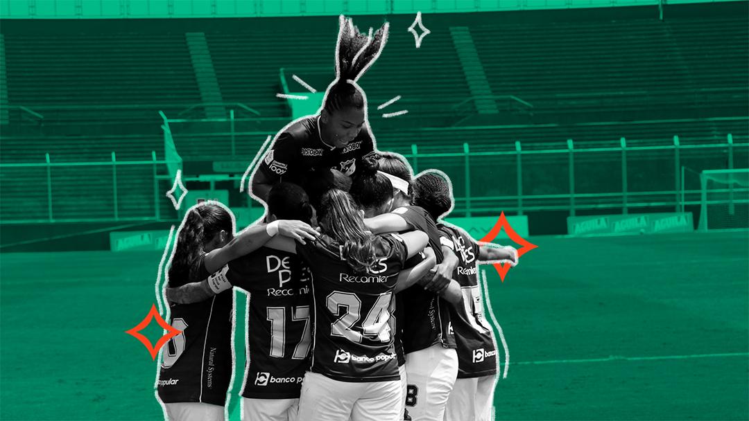 Jugar, alentar y no desistir: mujeres apasionadas por el fútbol